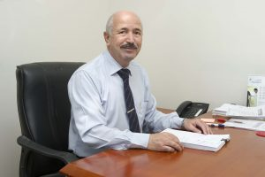 Eng. Farid s Ali JaberAl-Essa Readymix Sales Manager
